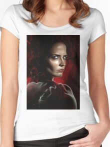 miss Ives Women's Fitted Scoop T-Shirt