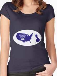 a special relationship Women's Fitted Scoop T-Shirt