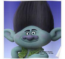 Branch--Trolls Movie Poster