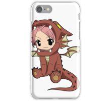 Natsu Dragneel chibi iPhone Case/Skin