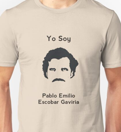 TV Series :: Narcos :: Pablo Escobar Unisex T-Shirt