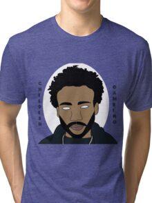 """""""Awaken, My Love!"""" Childish Gambino Tri-blend T-Shirt"""
