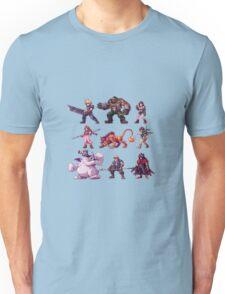 Team FFVII Unisex T-Shirt