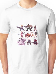 Team FFVII Unisex T-Shirt