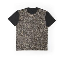 Egyptian hieroglyphs matrix Graphic T-Shirt
