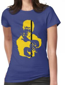 Bruce - ONE:Print Womens Fitted T-Shirt