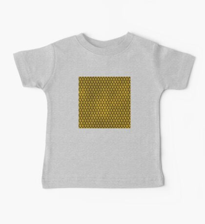 Mermaid Scales - Gold II Baby Tee