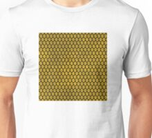 Mermaid Scales - Gold II Unisex T-Shirt