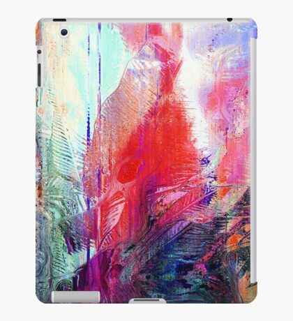 Abstract modern art iPad Case/Skin