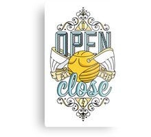I Open At The Close Metal Print