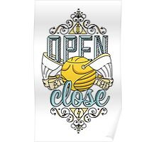 I Open At The Close Poster