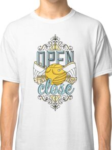 I Open At The Close Classic T-Shirt