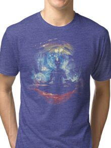 the last space bender Tri-blend T-Shirt