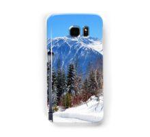 View at Stubai Alps Range, Tyrol, Austria Samsung Galaxy Case/Skin