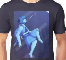 Mirror Gem - Lapis Lazuli Unisex T-Shirt