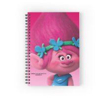Poppy--Trolls Movie Spiral Notebook