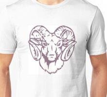 purple ram  Unisex T-Shirt