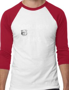 Robust Grumpy Old Thing white Men's Baseball ¾ T-Shirt