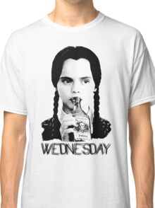 Wednesday Addams | The Addams Family Classic T-Shirt
