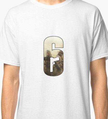 Rainbow Six Siege - Dust Line Classic T-Shirt