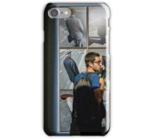 Look Out Eamonn Doyle  iPhone Case/Skin
