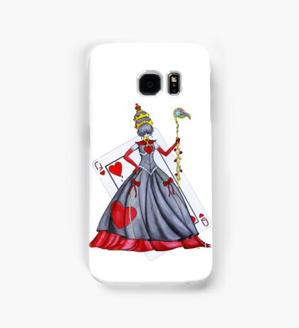 Queen of Heart Samsung Galaxy Case/Skin