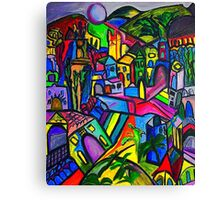 The Great Palaces Canvas Print