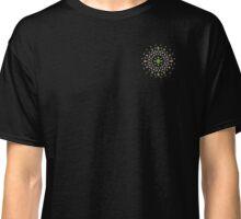 8-Bit Mario Mandala Classic T-Shirt