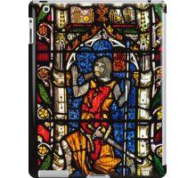John de Charleton 1268-1353 iPad Case/Skin