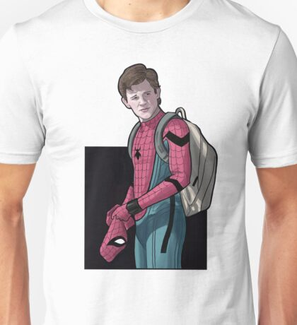 Spider-Guy Tom Holland!  Unisex T-Shirt