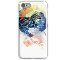 walk off colors iPhone Case/Skin