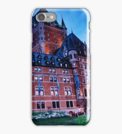 Chateau Frontenac - 2000 iPhone Case/Skin
