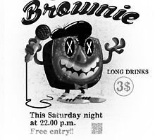 James BROWNIE! B&W by francescomalin