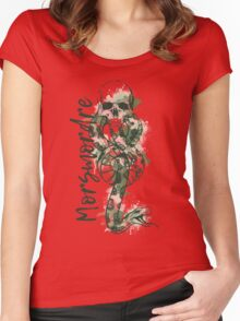 Morsmordre Women's Fitted Scoop T-Shirt
