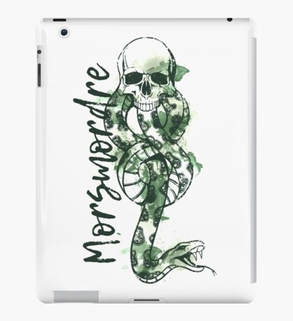 Morsmordre iPad Case/Skin