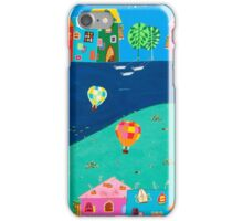 The place where we haven't been yet iPhone Case/Skin