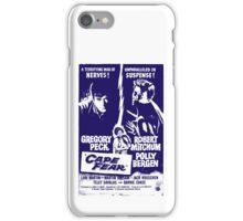 Cape Fear 1962 iPhone Case/Skin