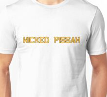Wicked Pissah - Bruins Unisex T-Shirt