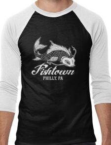 Fishtown Koi Men's Baseball ¾ T-Shirt