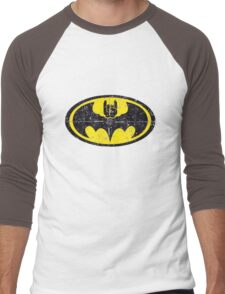Batmetal Men's Baseball ¾ T-Shirt