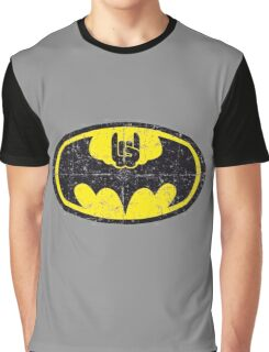 Batmetal Graphic T-Shirt