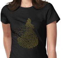 Beauty's Silhouette Womens Fitted T-Shirt