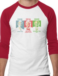 Elections Men's Baseball ¾ T-Shirt