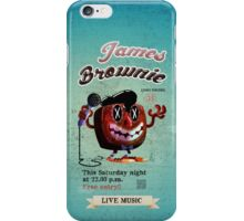 James Brownie iPhone Case/Skin