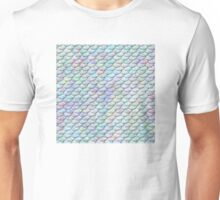 Mermaid Scales - Shiny Light Unisex T-Shirt