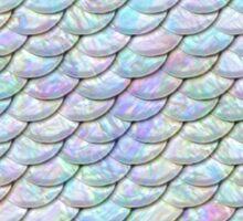 Mermaid Scales - Shiny Light Sticker
