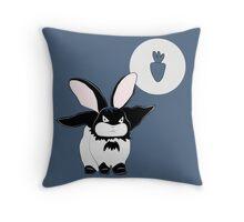 Batbun  Throw Pillow