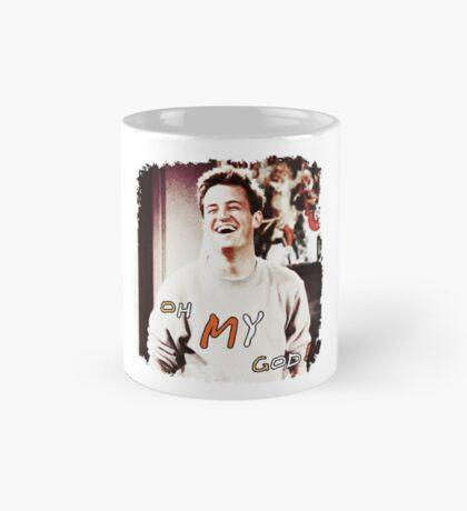 Friends --- Chandler Bing (Oh My God) Mug