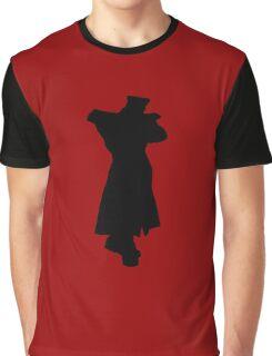 Dictator/Bison Left Side Graphic T-Shirt