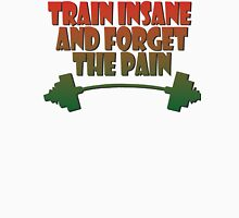 train insane and forget the pain jamaique Tank Top